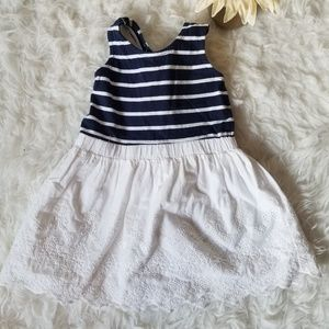 Baby Girls Nautical Outfit